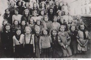 Girls School Senior Classes 1953