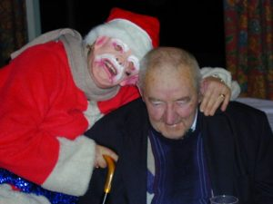 Senior Citizens Christmas Party In The Past